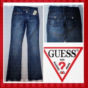 GUESS DOHENY DENIM